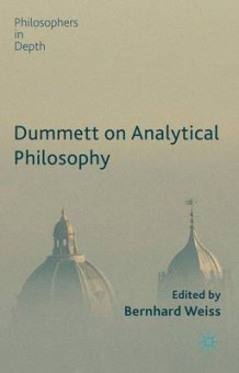 Dummett on Analytical Philosophy (Innbundet)