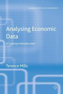 Analysing Economic Data av T. Mills (Innbundet)