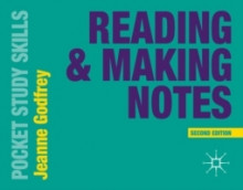 Reading and Making Notes 2014 av Jeanne Godfrey (Heftet)