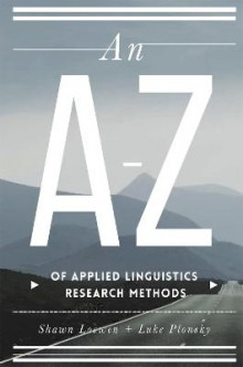An A-Z of Applied Linguistics Research Methods av Shawn Loewen og Luke Plonsky (Heftet)