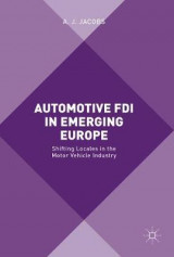 Omslag - Automotive FDI in Emerging Europe