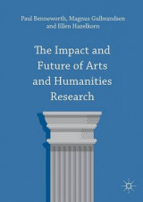 Omslag - The Impact and Future of Arts and Humanities Research 2016