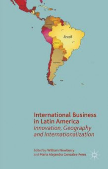 International Business in Latin America (Innbundet)