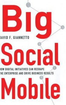 Big Social Mobile av David F. Giannetto (Innbundet)