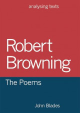 Omslag - Robert Browning: The Poems