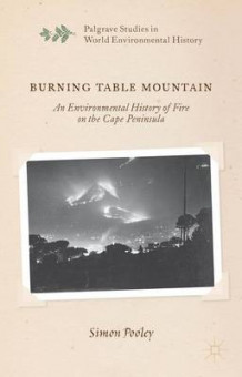 Burning Table Mountain av Simon Pooley (Innbundet)