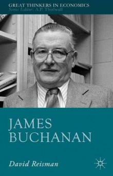 James Buchanan av David Reisman (Innbundet)