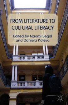 From Literature to Cultural Literacy (Innbundet)