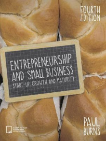 Entrepreneurship and Small Business av Paul Burns (Heftet)