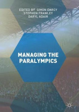 Omslag - Managing the Paralympics