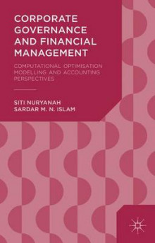Corporate Governance and Financial Management av Siti Nuryanah og Sardar M. N. Islam (Innbundet)