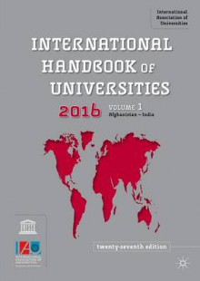 International Handbook of Universities 2015 av International Association of Universities (Innbundet)