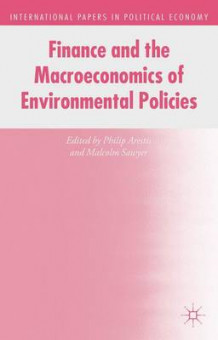 Finance and the Macroeconomics of Environmental Policies (Innbundet)