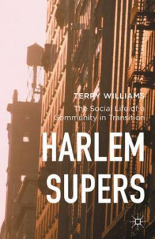 Harlem Supers 2016 av Terry Williams (Innbundet)