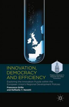 Innovation, Democracy and Efficiency 2016 av Raffaella Y. Nanetti, Francesco Grillo, James Cable og Rhys Garnett (Innbundet)