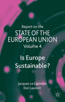 Report on the State of the European Union: Volume 4 av Jacques Le Cacheux, Eloi Laurent og David Jasper (Innbundet)