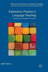 Omslag - Exploratory Practice in Language Teaching 2016