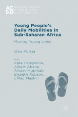 Omslag - Young People's Daily Mobilities in Sub-Saharan Africa 2016