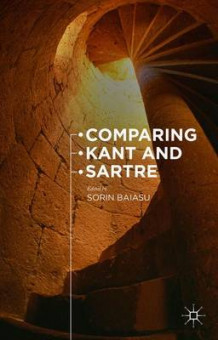 Comparing Kant and Sartre 2015 (Innbundet)