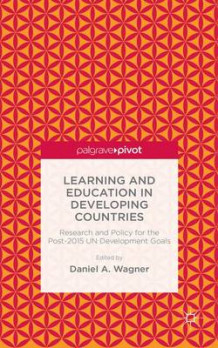 Learning and Education in Developing Countries (Innbundet)