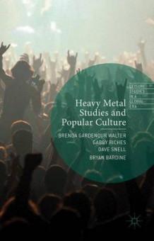 Heavy Metal Studies and Popular Culture (Innbundet)