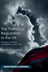 Omslag - Politics of Regulation in the UK 2016