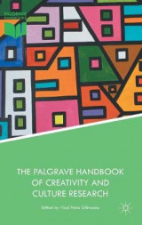 Omslag - The Palgrave Handbook of Creativity and Culture Research 2016