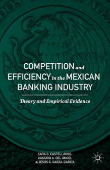 Competition and Efficiency in the Mexican Banking Industry 2016 av Sara G. Castellanos, Gustavo A. Del Angel og Jesus G. Garza-Garcia (Innbundet)