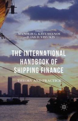 Omslag - The International Handbook of Shipping Finance 2016