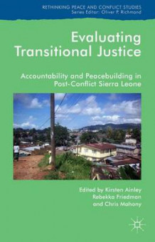 Evaluating Transitional Justice (Innbundet)