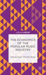 Omslag - The Economics of the Popular Music Industry 2015