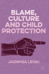 Omslag - Blame, Culture and Child Protection 2016