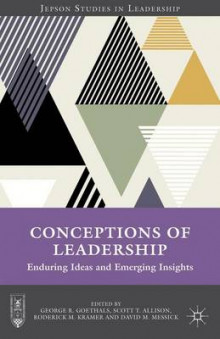 Conceptions of Leadership av Scott T. Allison og David M. Messick (Innbundet)