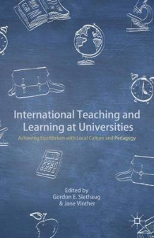 International Teaching and Learning at Universities (Innbundet)