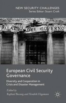 European Civil Security Governance 2015 (Innbundet)