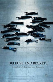 Deleuze and Beckett 2015 (Innbundet)