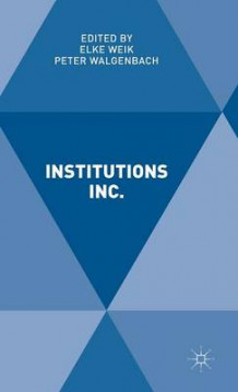Institutions Inc. 2016 (Innbundet)