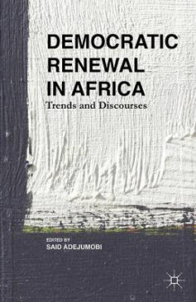 Democratic Renewal in Africa (Innbundet)