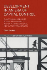 Omslag - Development in an Era of Capital Control
