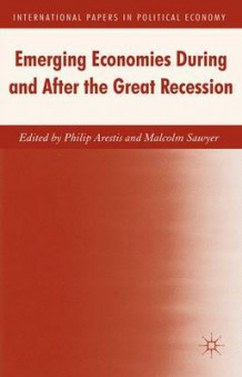 Emerging Economies During and After the Great Recession (Innbundet)