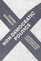 Omslag - Non-Democratic Politics