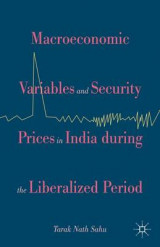 Omslag - Macroeconomic Variables and Security Prices in India During the Liberalized Period