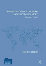 Omslag - Transnational Advocacy Networks in the Information Society 2017