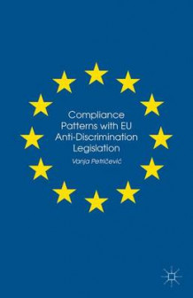 Compliance Patterns with EU Anti-Discrimination Legislation av Vanja Petricevic (Innbundet)
