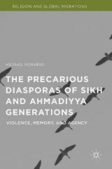 Omslag - The Precarious Diasporas of Sikh and Ahmadiyya Generations 2016
