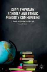 Omslag - Supplementary Schools and Ethnic Minority Communities