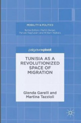 Omslag - Tunisia as a Revolutionized Space of Migration 2016