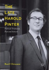 Omslag - The Late Harold Pinter