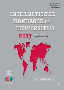 International Handbook of Universities 2016 av International Association of Universities (Innbundet)