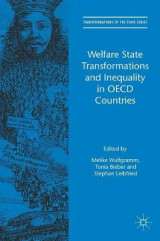 Omslag - Welfare State Transformations and Inequality in OECD Countries